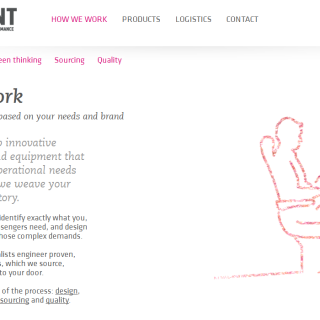 Screengrab of SPIRIANT website