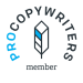 Pro Copywriters Member